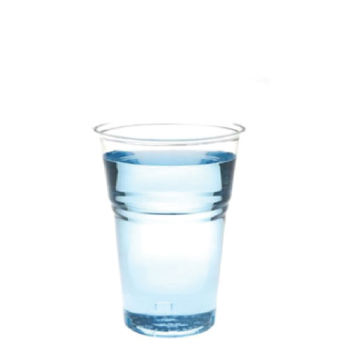 Bicchieri biodegradabili e compostabili 400 ml Eco 100 pz
