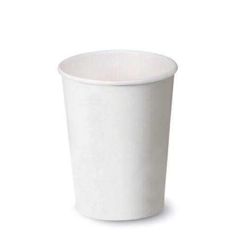 Bicchieri di carta bianchi e PLA 590 ml 100 pz 4