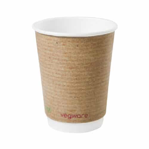Bicchieri in carta doppio strato e PLA 360 ml 50 pz