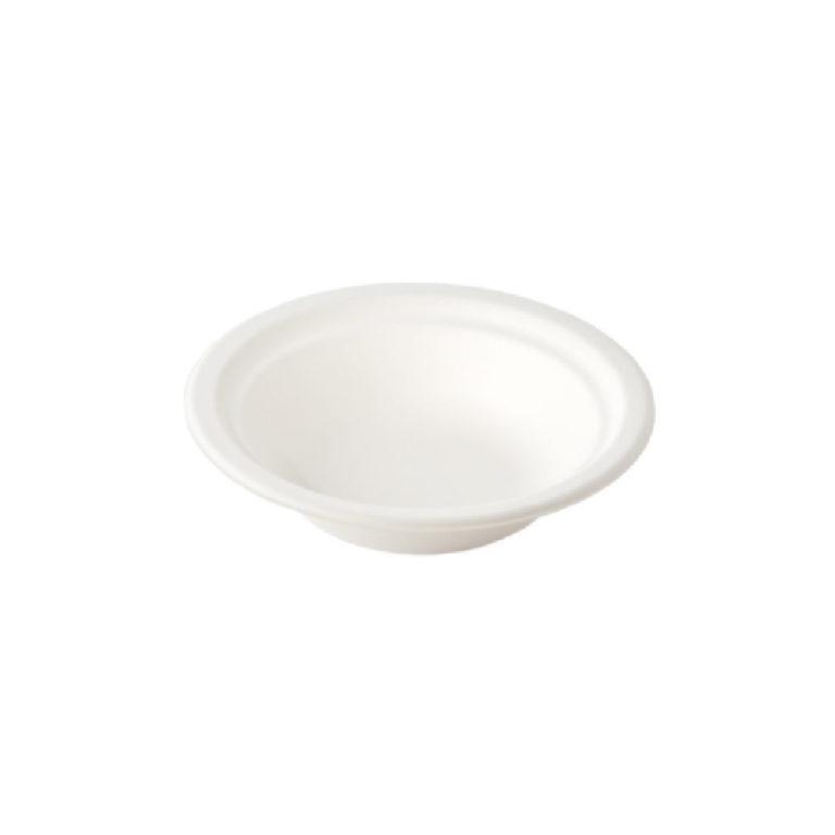 Ciotole piccole in polpa di cellulosa e PLA 350 ml 100 pz