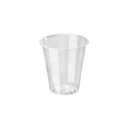 Bicchieri acqua o vino biodegradabili 150 ml 100 pz