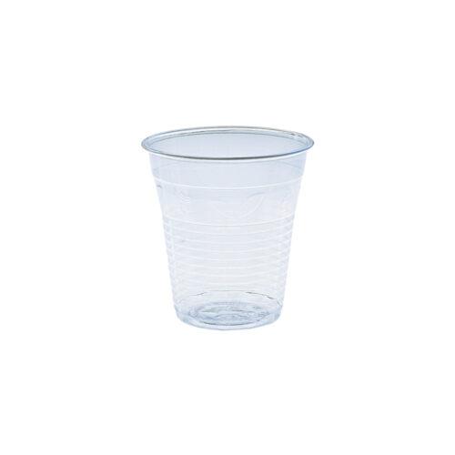 Bicchieri per acqua o vino biodegradabili 170 ml 100 pz
