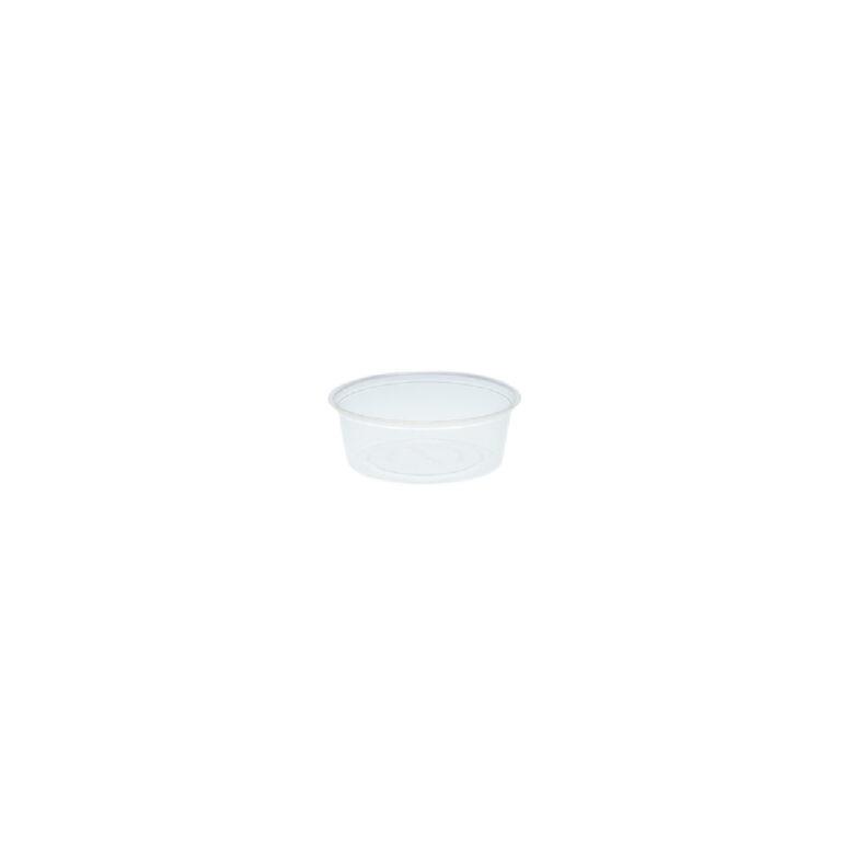 Bicchierini porta salsa in bioplastica ml 60 200 pz