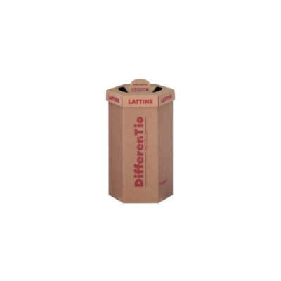 Bidoni raccolta differenziata lattine Lt 95