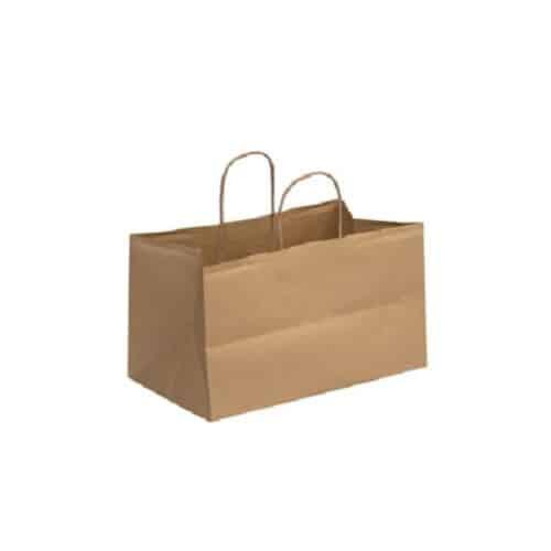 Buste in carta per asporto di scatole pizza cm 36 31,5x36 cm 125pz