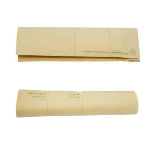 Carta per piadine avana utilizzata anche come busta 500 pz