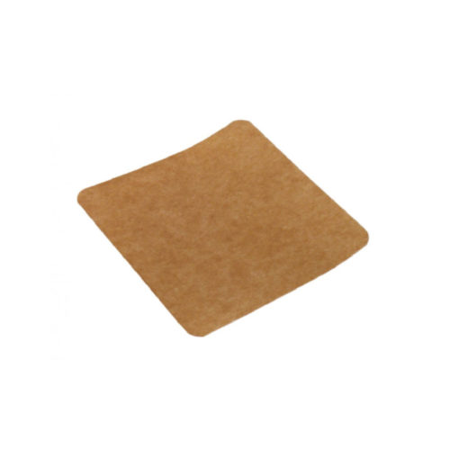 Cartoncini per panini e sandwich 12,7x12,7 cm 500 pz