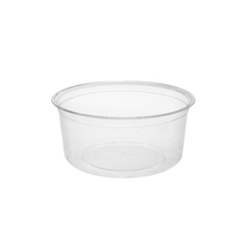 Contenitori in bioplastica per alimenti freddi ml 350 Round line 500 pz