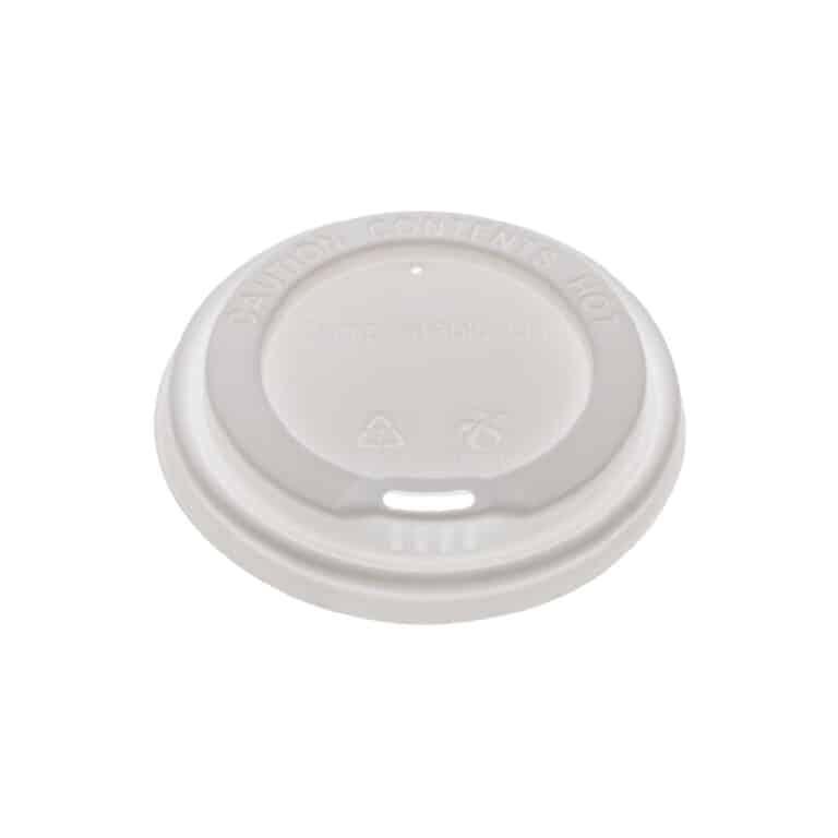 Coperchi in CPLA per bicchiere da 500 ml 100 pz