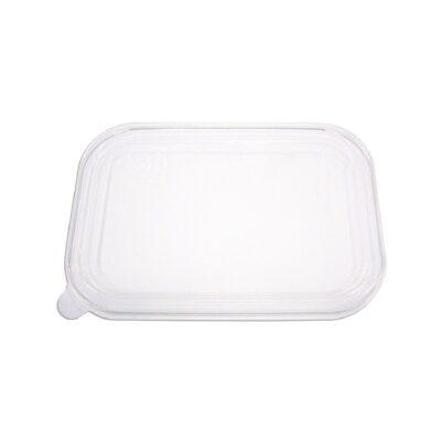 Coperchi in PLA per vaschette 850 - 1000 ml 125 pz