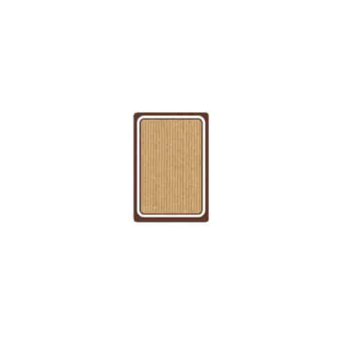 Etichette rettangolari in carta kraft 4,5x6,5 cm 1600 pz