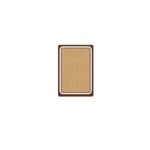 Etichette rettangolari in carta kraft 6,2×13,5 cm 600 pz