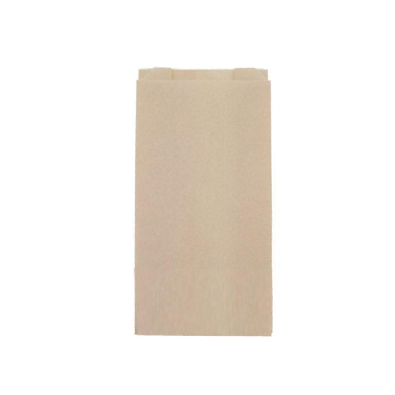 Sacchetti carta antiunto per fritti 14×28+9 cm 100 pz
