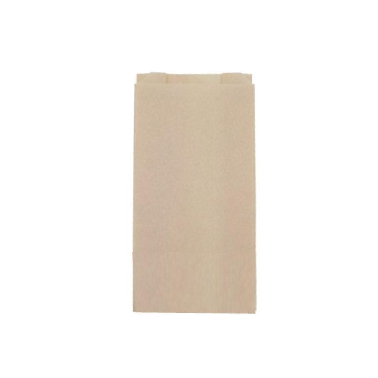 Sacchetti carta antiunto per patatine 12+6x24 200 pz