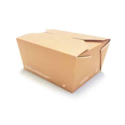 atole per cibo da asporto in cartoncino e PLA 1000 ml 250 pz
