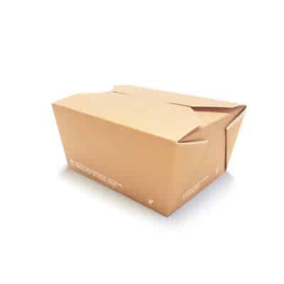 Scatole per cibo in cartoncino e PLA 750 ml 260 pz