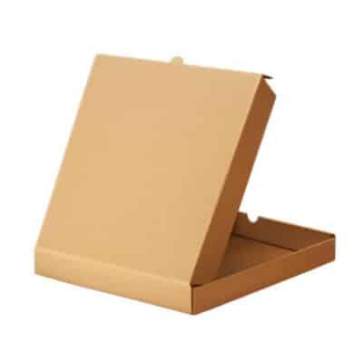 Scatole per pizza grandi 40x40cm confezione da 50 pz