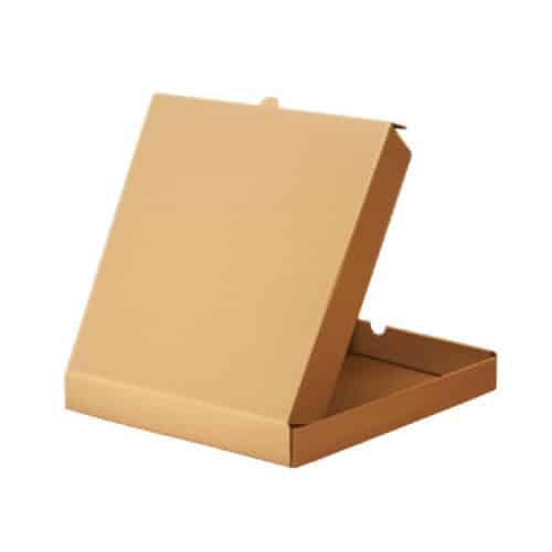 Scatole pizza natural avana 31,5X31,5 cm 100 pz