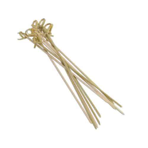 Stecchini in legno di bamboo SAIGON 9 cm 250 pz