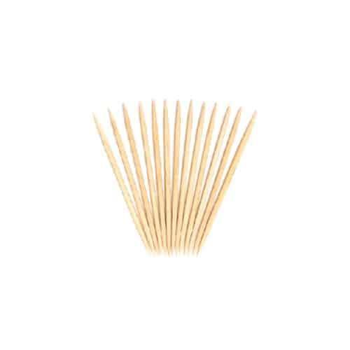 Stuzzicadenti sfusi in legno chiaro 1000 pz