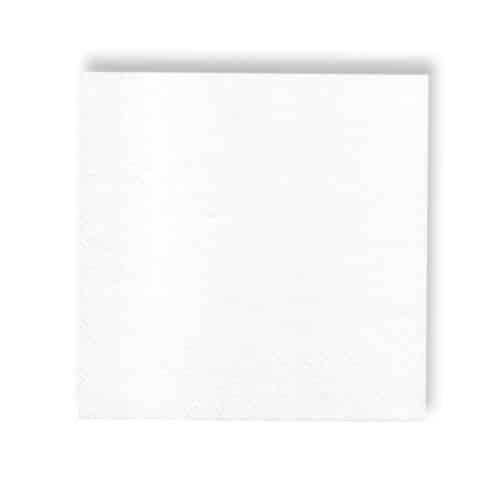 Tovaglioli bianchi 33x33 1 velo 1000 pz