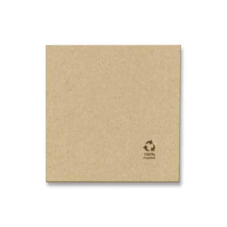 Tovagliolo certificato Ecolabel 30x30 1 velo 700 pz