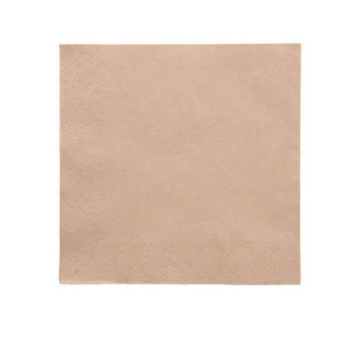 Tovagliolo in carta recicled 2 veli 33x33 cm 200 pz