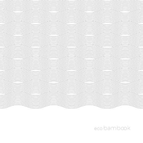 Tovagliolo linea Bambook color levante grigio 33x33 cm 100 pz
