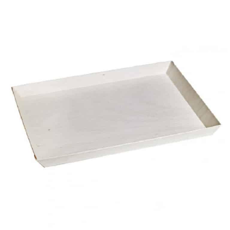 Vassoio Sushi in legno 27x38 cm 50 PZ