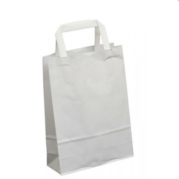 shopper carta bianca
