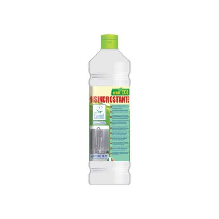 Detergente disincrostante Ecolabel 12pz