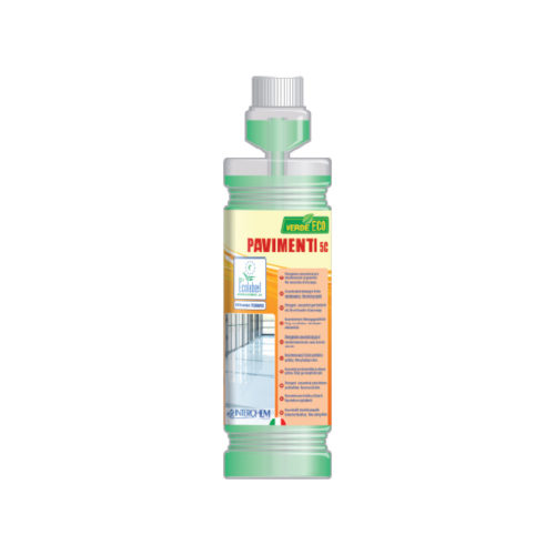 Detergente pavimento Ecolabel concentrato 6pz