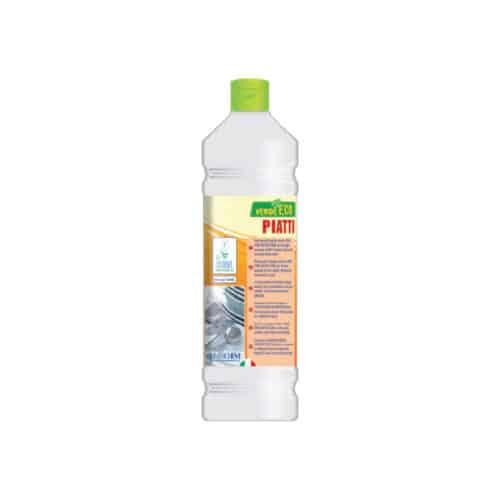 Detergente piatti Ecolabel concentrato 12pz