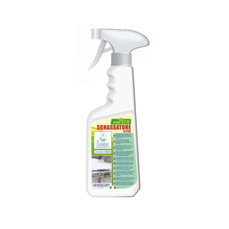 Detergente sgrassante Ecolabel 12pz