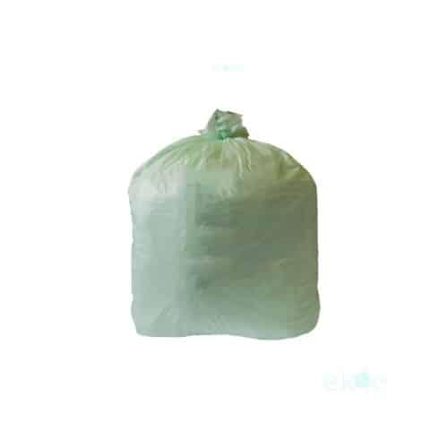 Sacchi immondizia biodegradabili 80x110 cm 150 pz
