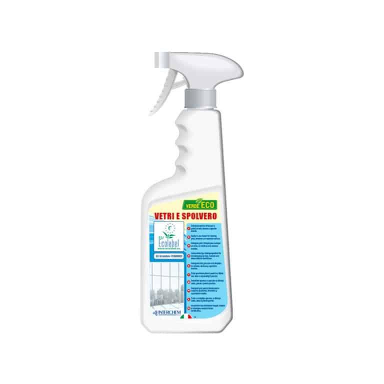 Detergente per vetri ecolabel 12pz