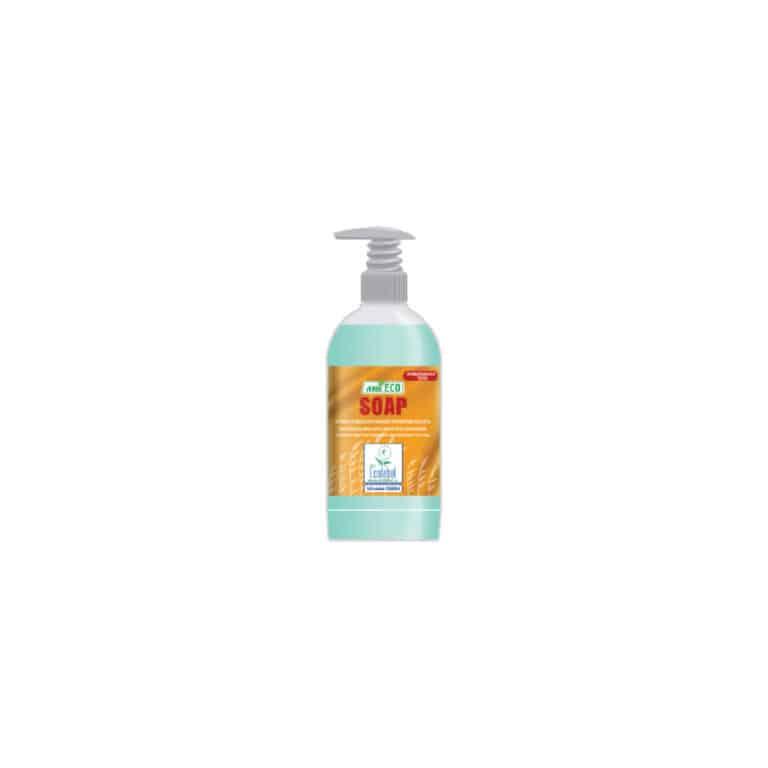 Sapone per igiene mani Ecolabel confezione12pz