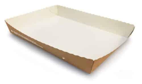 vaschetta porta pizza in cartoncino