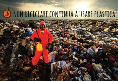 inquinamento della plastica
