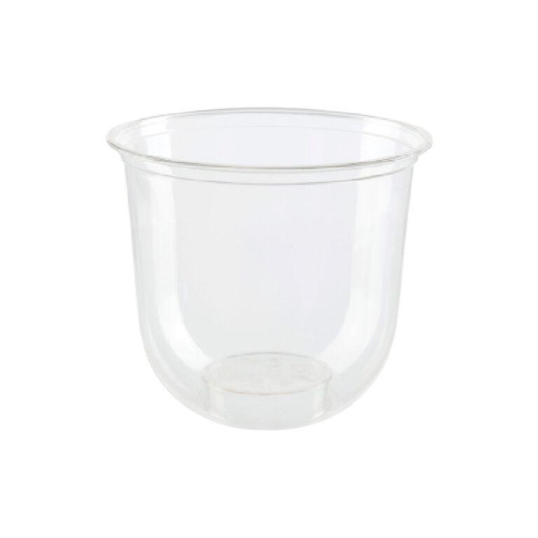Coppa in bioplastica per alimenti e bevande fredde 300 ml 100 pz