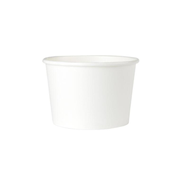 Ciotole per minestra in cartoncino e PLA ml 350 500 pz