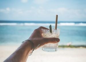 cannucce e spiaggia