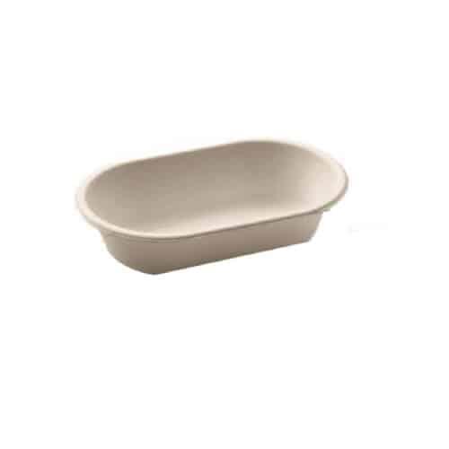 Vaschette rettangolari per alimenti da 460 ml 100 pz