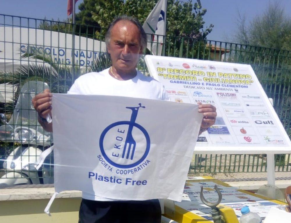 Ekoe plastic free, Gabriellino e il suo riscatto.