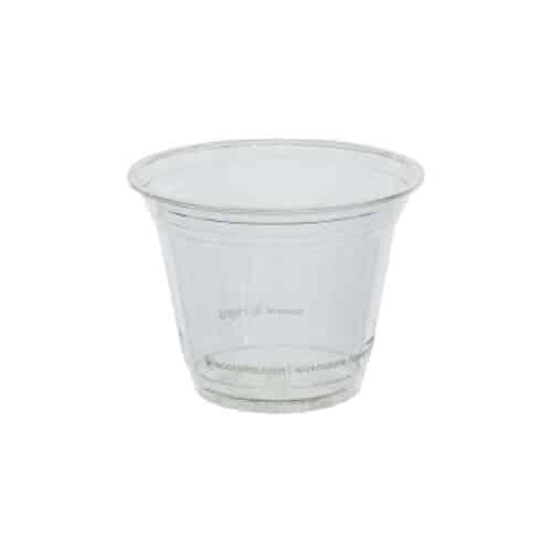 Contenitori in bioplastica per alimenti e bevande fredde 270 ml 500 pz