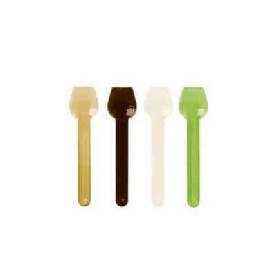 Palette gelato in bioplastica colori misti 9,2 cm 5 Kg