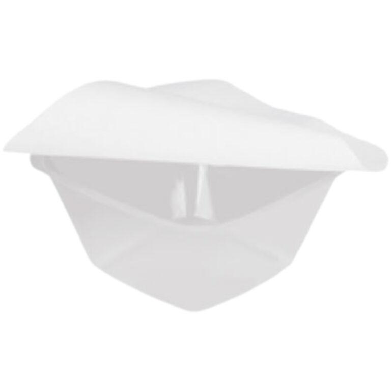 Vaschetta interna PLA con velina 1000 cc 200 pz