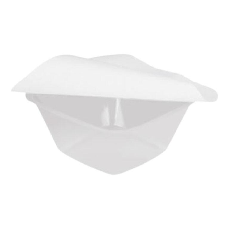 Vaschetta interna PLA con velina 500 cc 200 pz