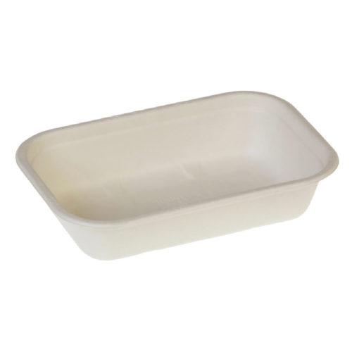 Vaschette in cellulosa laminato 1000 ml 250 pz