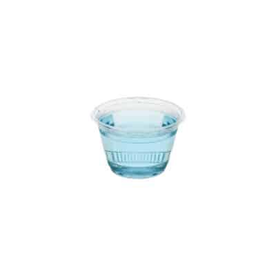 Bicchierini da degustazione biodegradabili 80 ml 100 pz